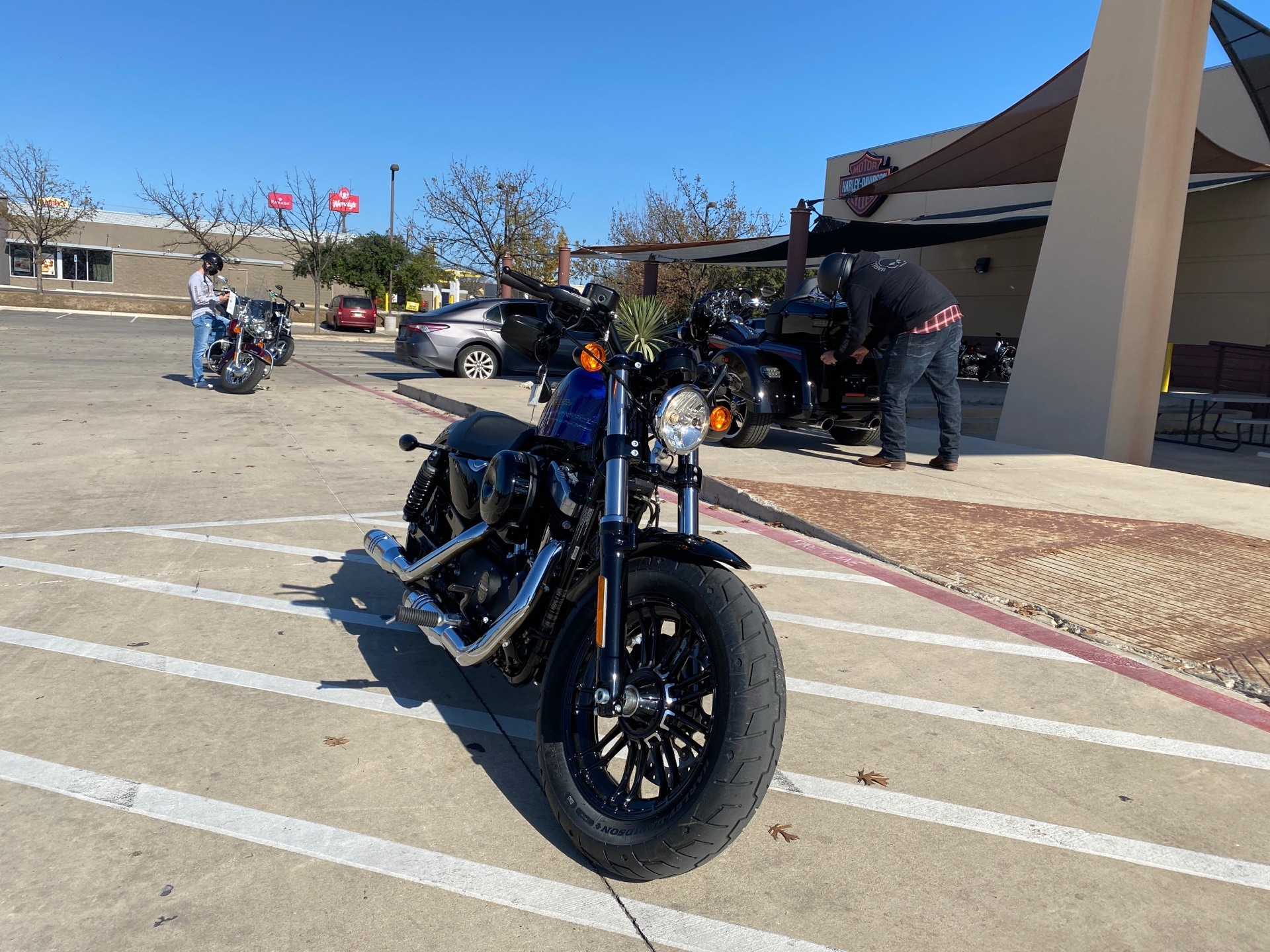 2019 Harley-Davidson Forty-Eight® in San Antonio, Texas - Photo 3