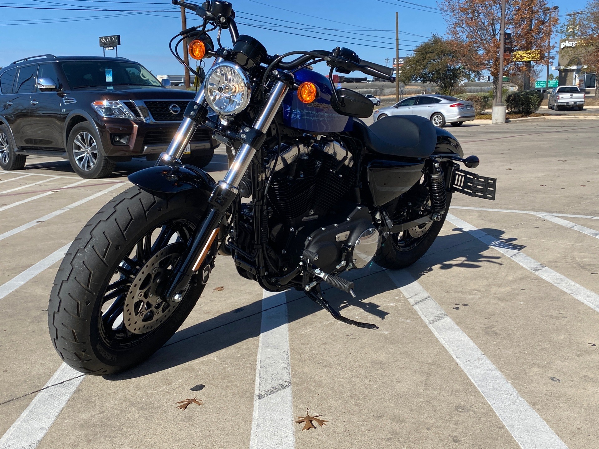 2019 Harley-Davidson Forty-Eight® in San Antonio, Texas - Photo 4