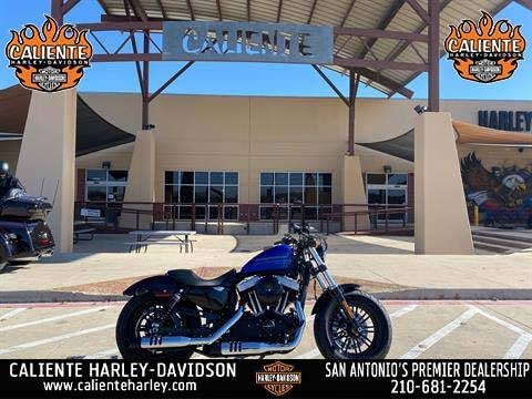 2019 Harley-Davidson Forty-Eight® in San Antonio, Texas - Photo 1