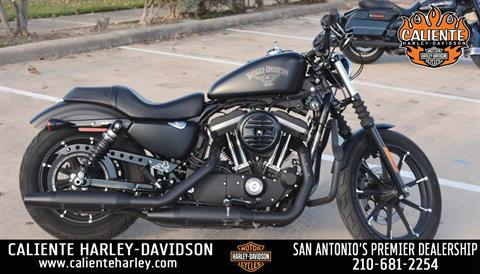 2017 Harley-Davidson Iron 883™ in San Antonio, Texas - Photo 1