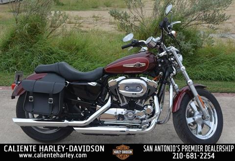 2016 Harley-Davidson 1200 Custom in San Antonio, Texas - Photo 1