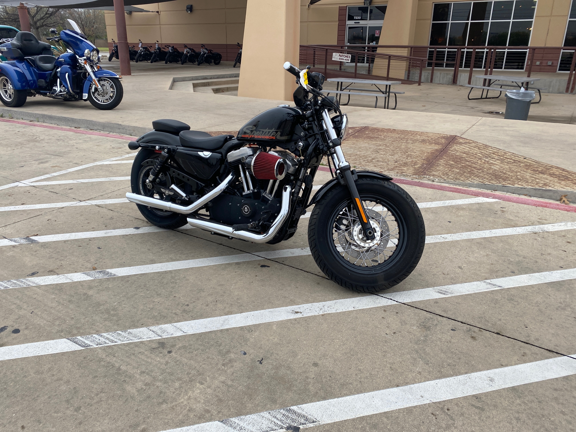 2010 Harley-Davidson Sportster® Forty-Eight™ in San Antonio, Texas - Photo 3