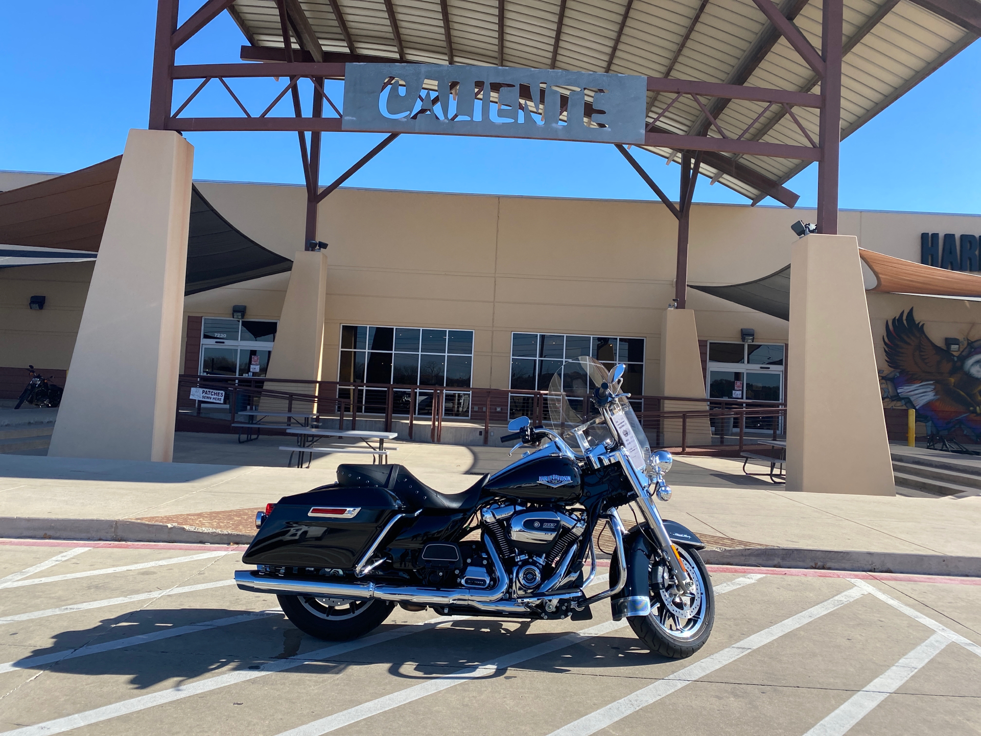 2019 Harley-Davidson Road King® in San Antonio, Texas - Photo 2