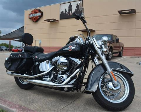 2017 Harley-Davidson Heritage Softail® Classic in San Antonio, Texas - Photo 8