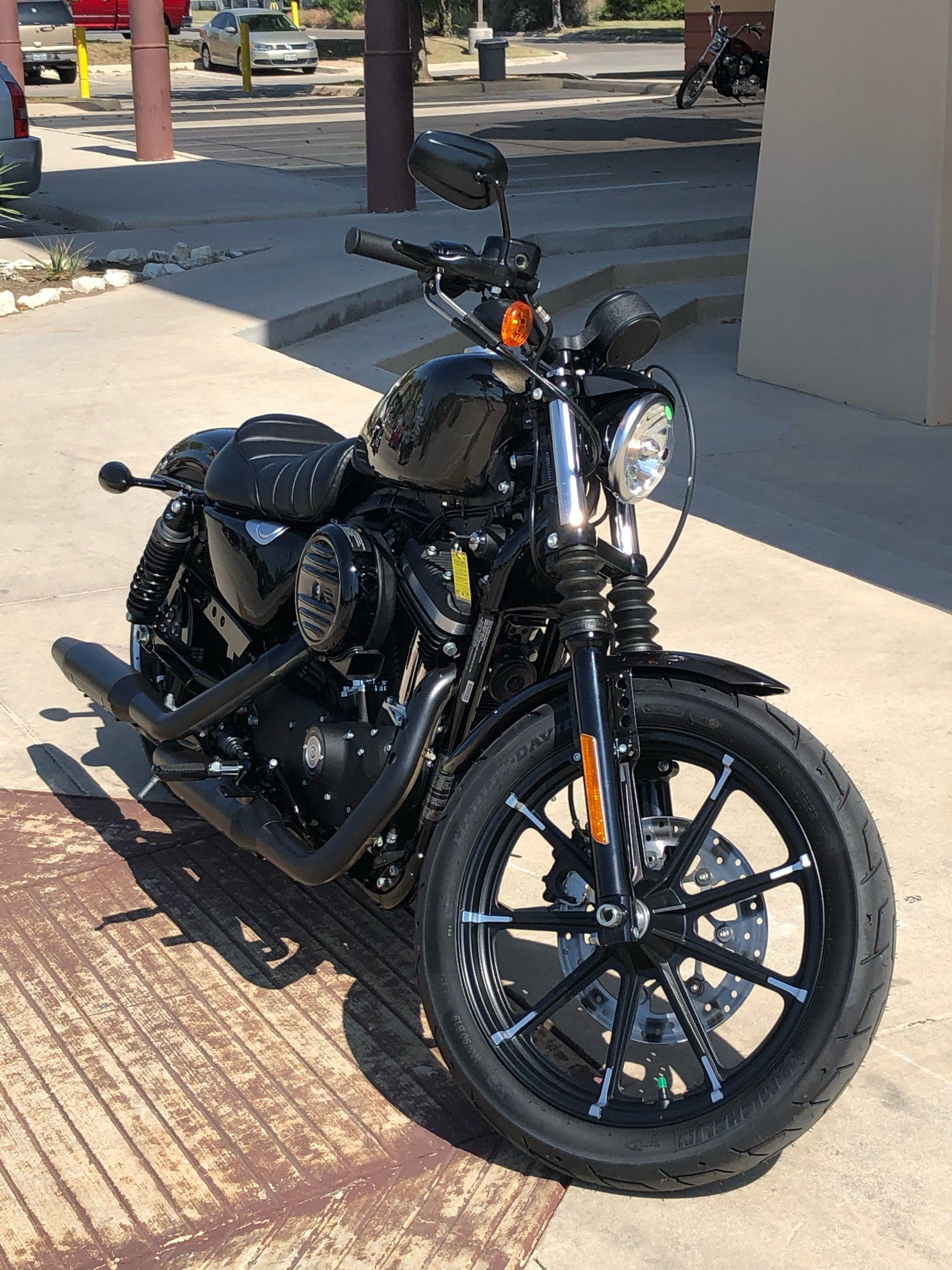2020 Harley-Davidson Iron 883™ in San Antonio, Texas - Photo 6