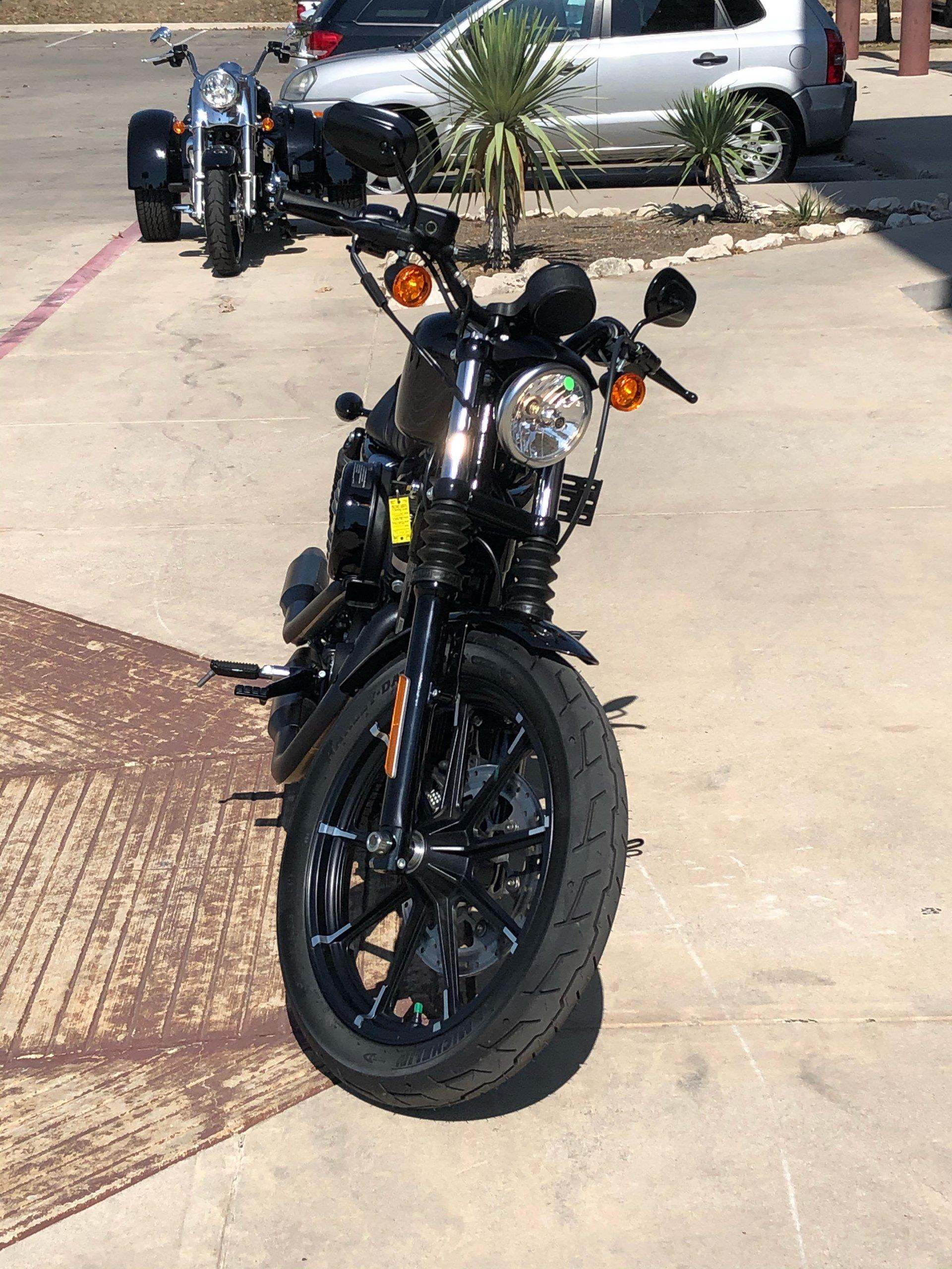 2020 Harley-Davidson Iron 883™ in San Antonio, Texas - Photo 7