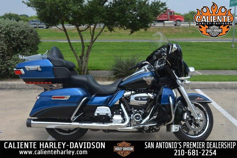 2018 Harley-Davidson Electra Glide® Ultra Classic® in San Antonio, Texas - Photo 1