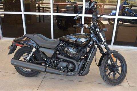 2017 Harley-Davidson Street® 500 in San Antonio, Texas - Photo 3