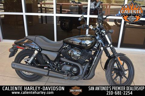 2017 Harley-Davidson Street® 500 in San Antonio, Texas - Photo 1