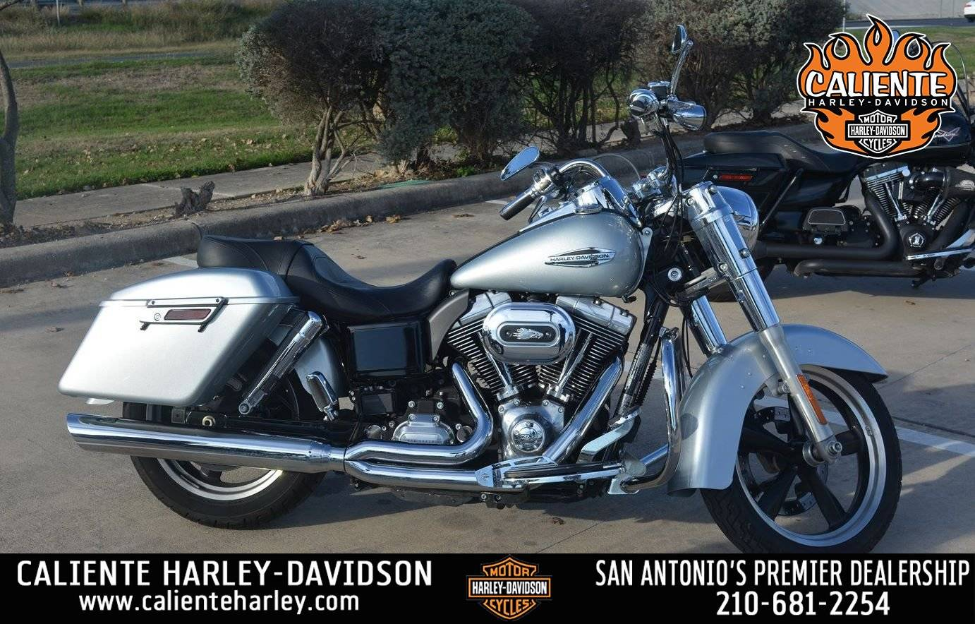 2012 Harley-Davidson Dyna® Switchback in San Antonio, Texas - Photo 1