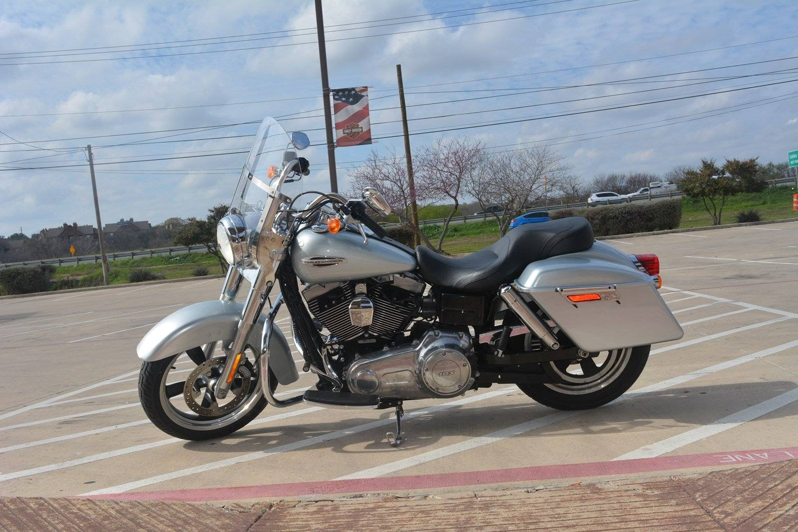 2012 Harley-Davidson Dyna® Switchback in San Antonio, Texas - Photo 9