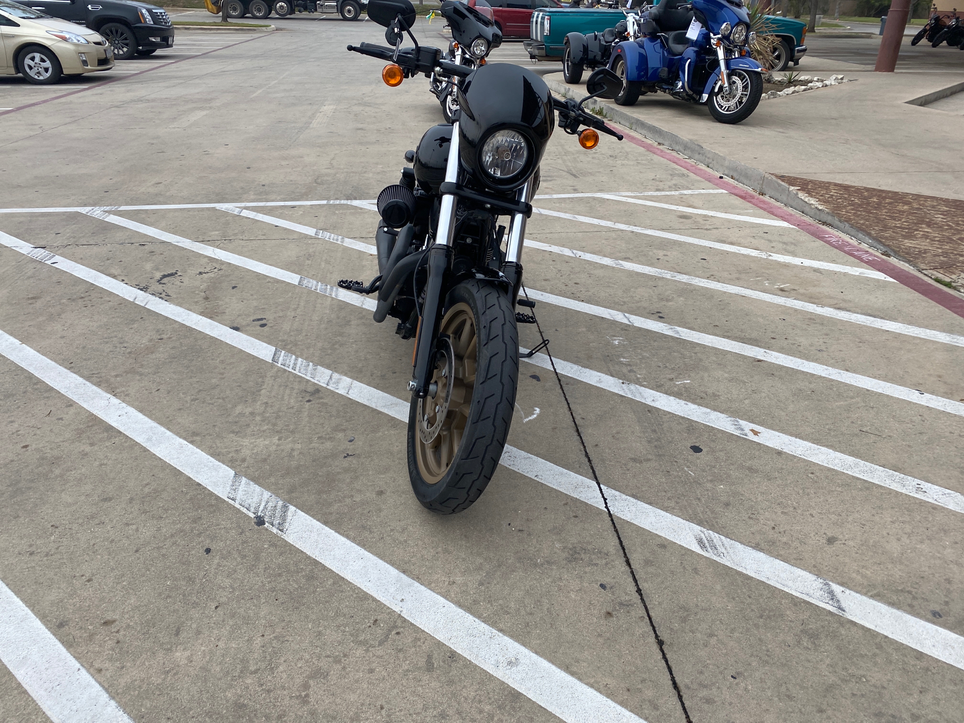 2017 Harley-Davidson Low Rider® S in San Antonio, Texas - Photo 4