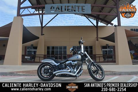 2016 Harley-Davidson Breakout® in San Antonio, Texas - Photo 1