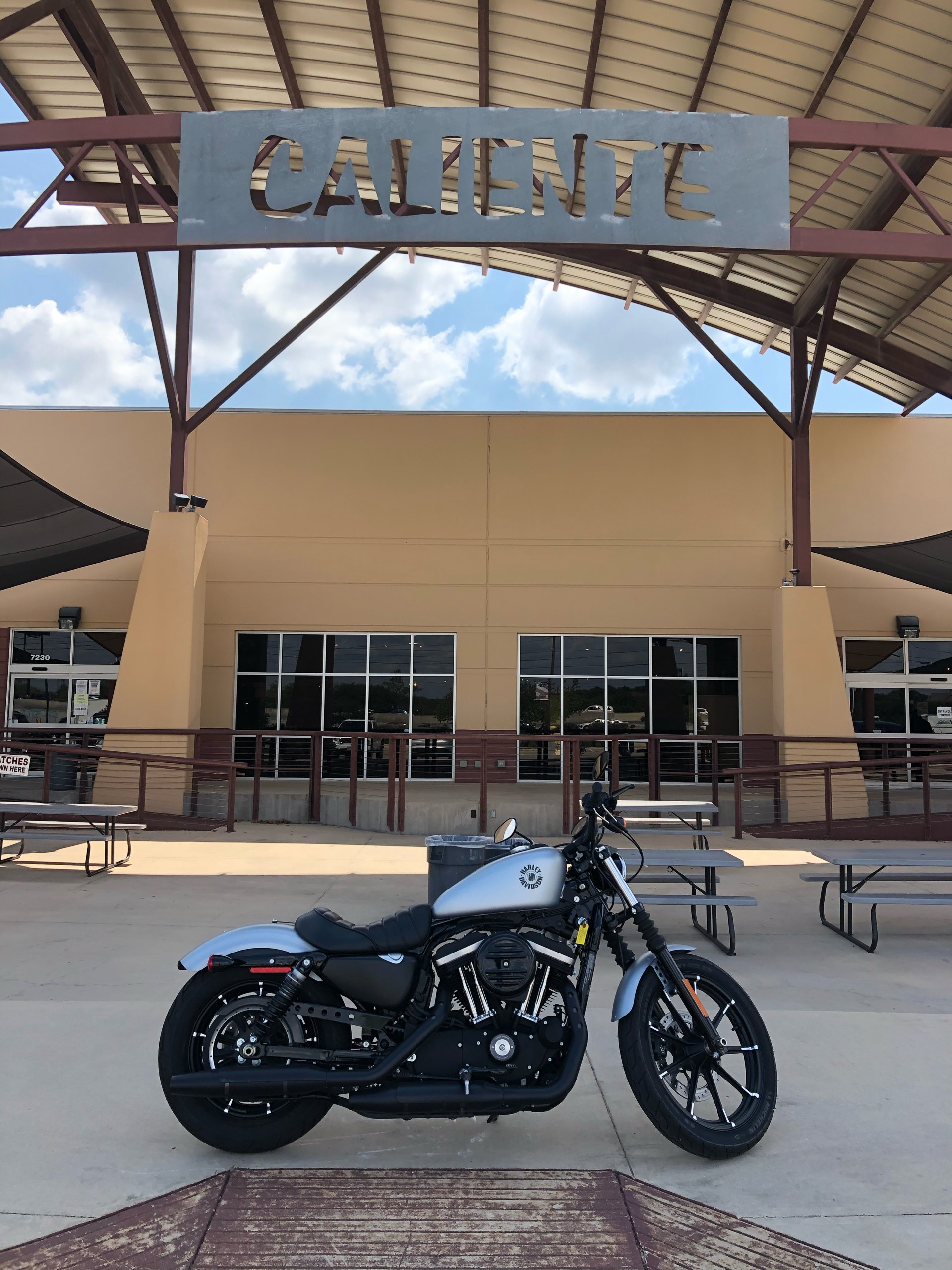 2020 Harley-Davidson Iron 883™ in San Antonio, Texas - Photo 1