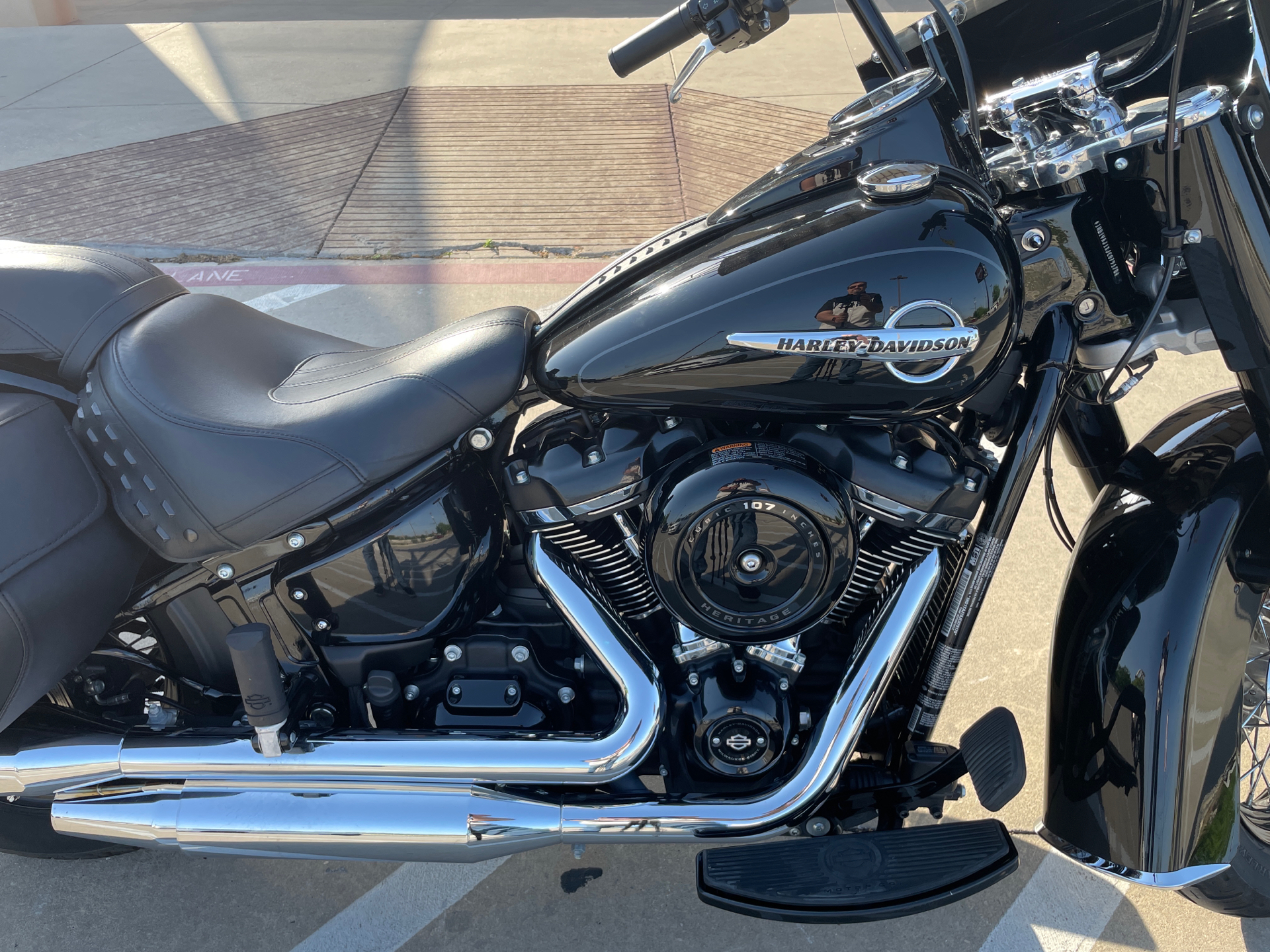 2018 Harley-Davidson Heritage Classic in San Antonio, Texas - Photo 12