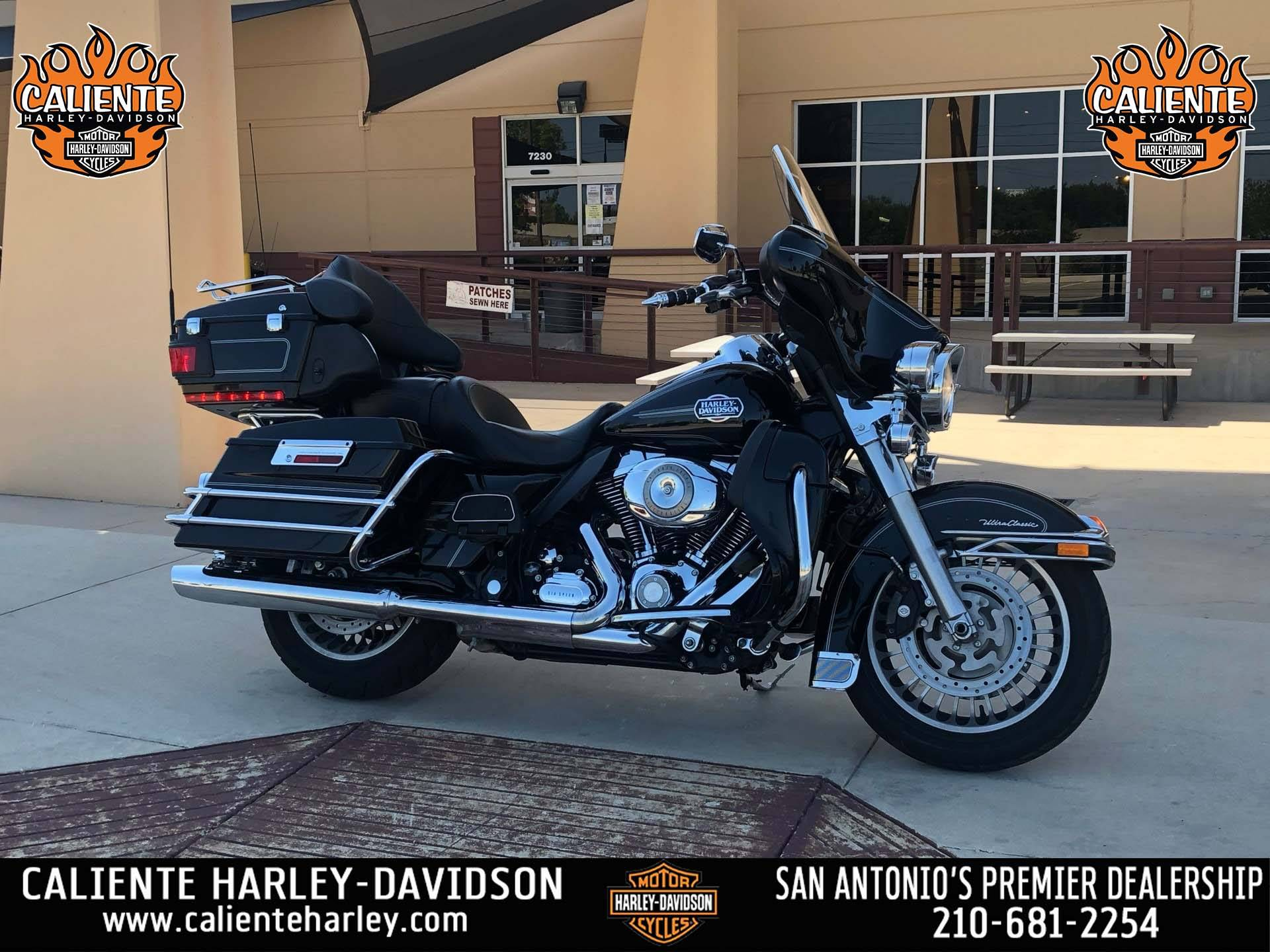 2013 Harley-Davidson Electra Glide® Ultra Limited in San Antonio, Texas - Photo 1