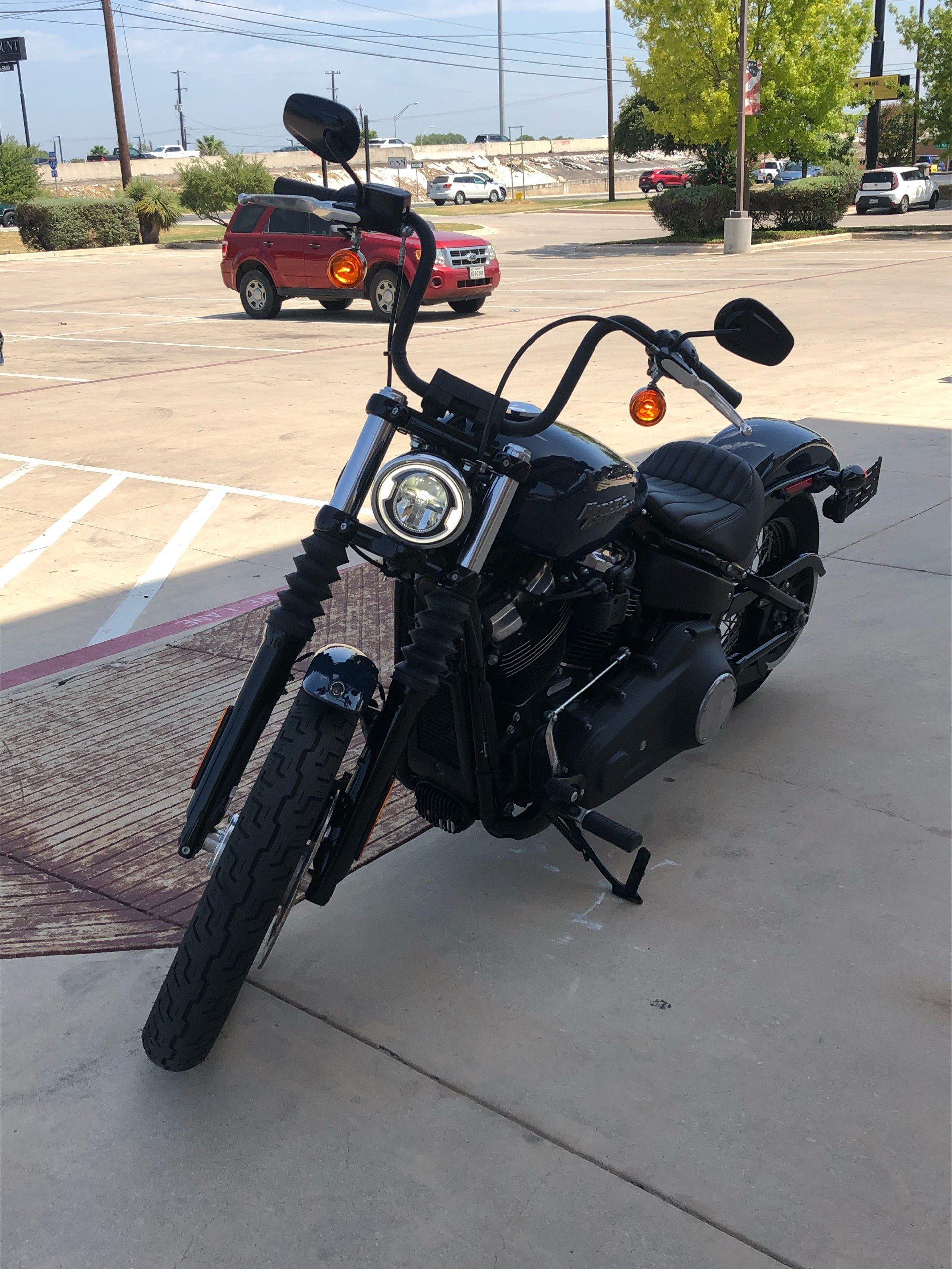 2019 Harley-Davidson Street Bob® in San Antonio, Texas - Photo 7