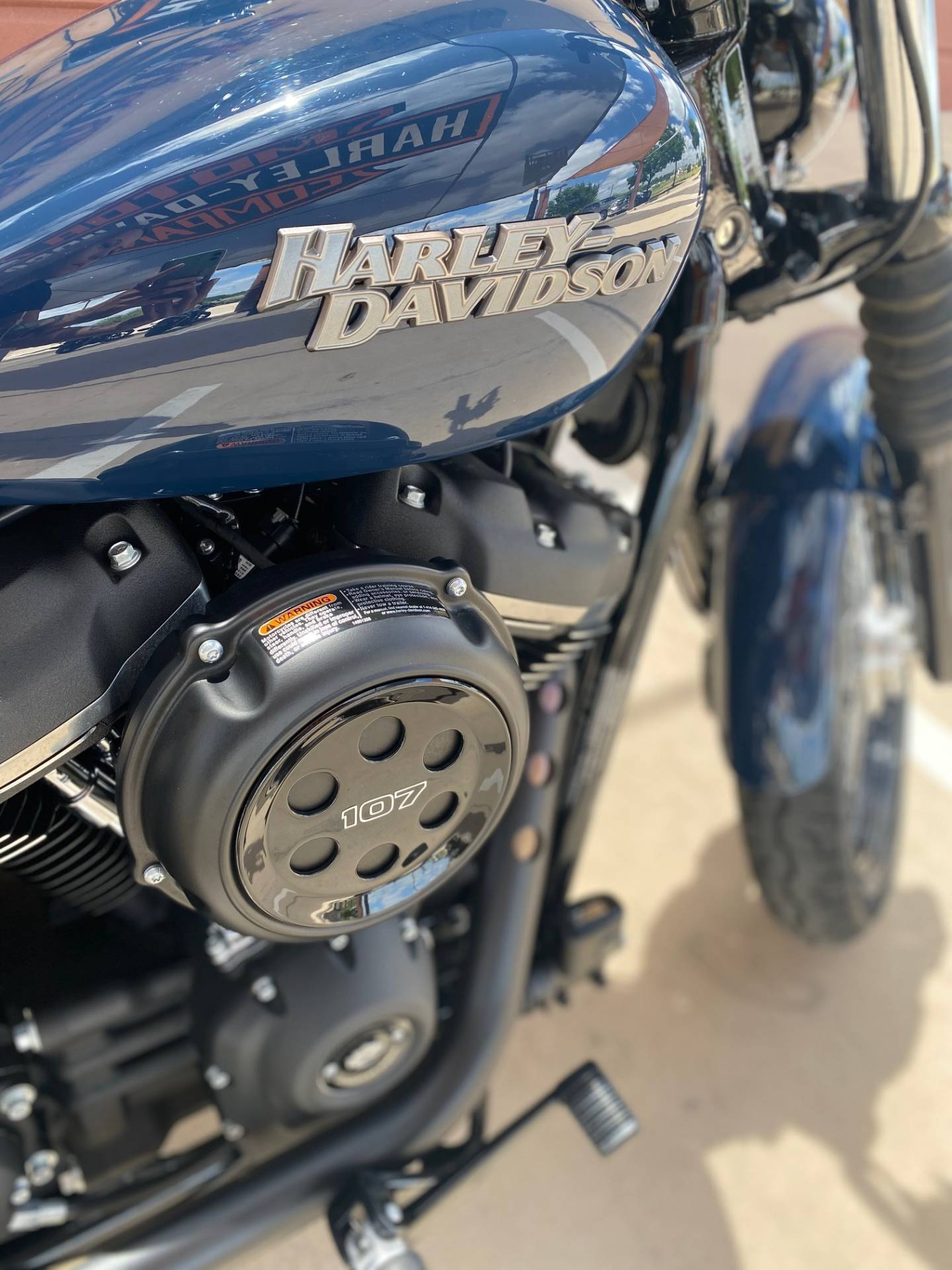 2019 Harley-Davidson Street Bob® in San Antonio, Texas - Photo 11