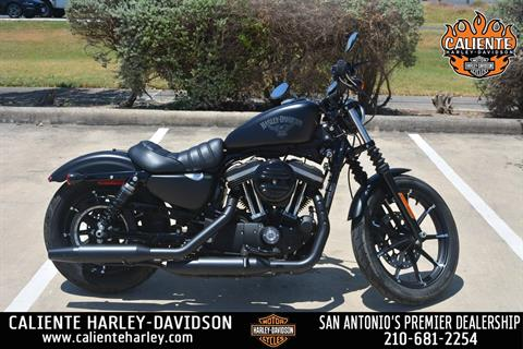 2018 Harley-Davidson Iron 883™ in San Antonio, Texas - Photo 1
