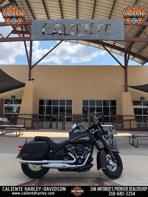 2019 Harley-Davidson Heritage Classic 107 in San Antonio, Texas - Photo 1