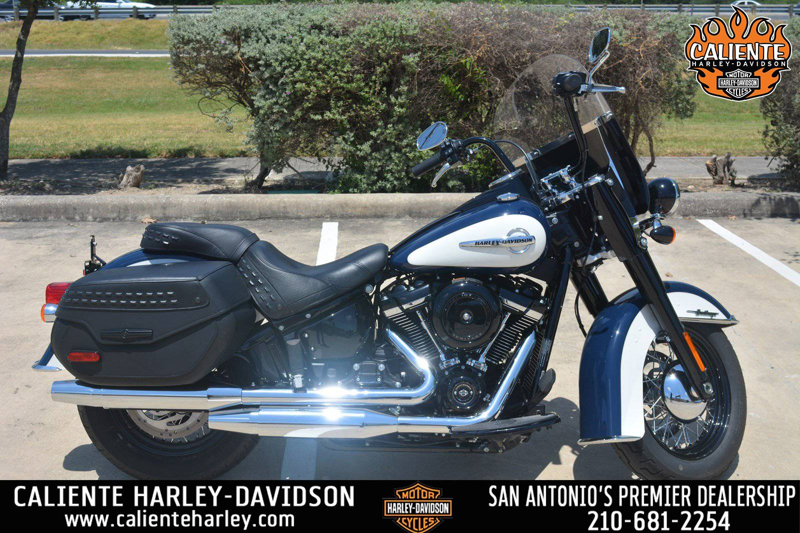 2019 Harley-Davidson Heritage Classic in San Antonio, Texas - Photo 1