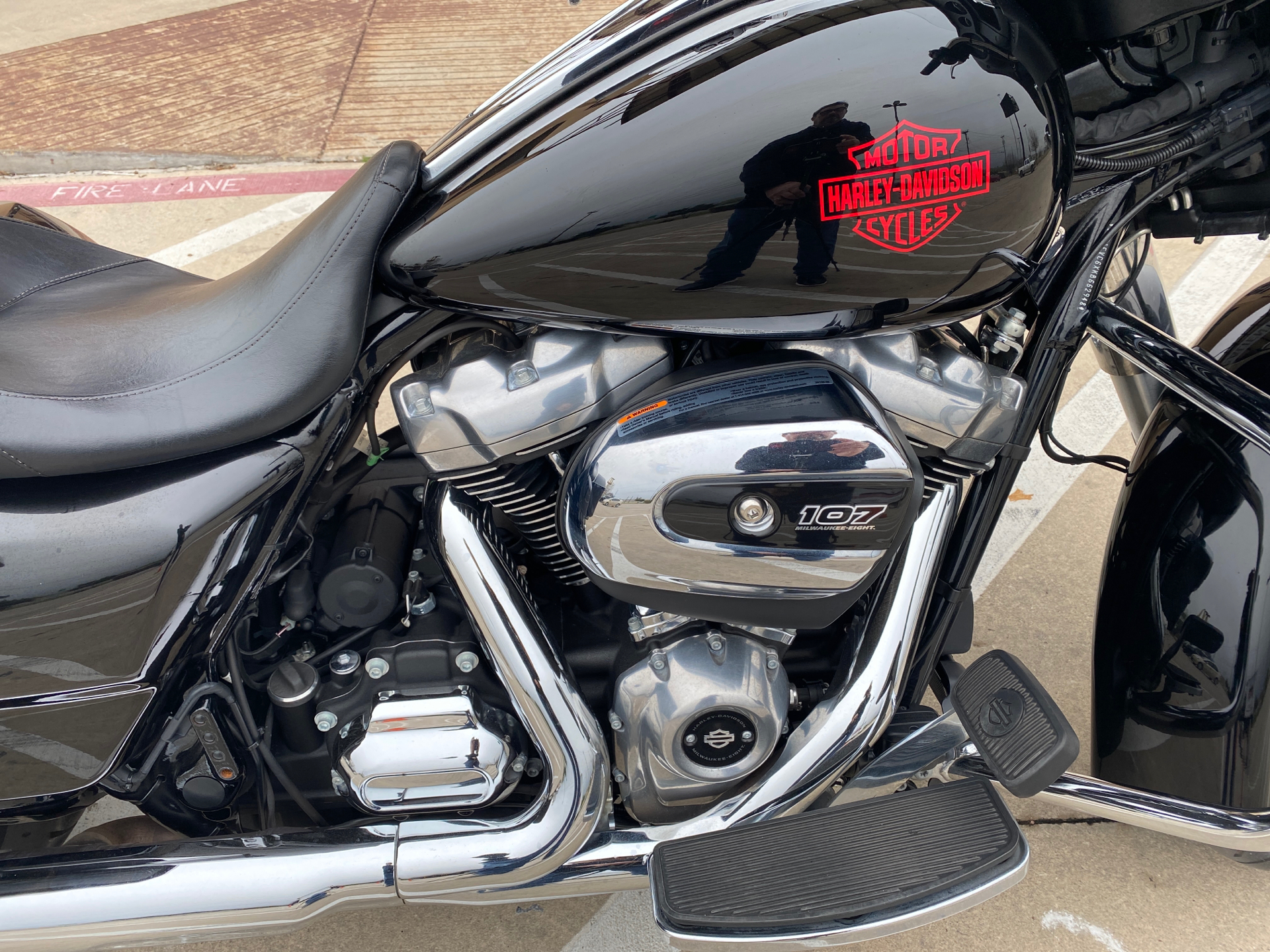 2019 Harley-Davidson Electra Glide® Standard in San Antonio, Texas - Photo 10