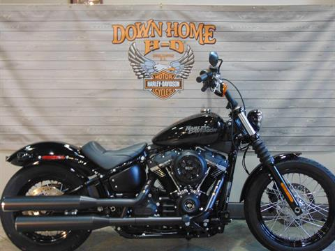 2020 Harley-Davidson Street Bob® in Burlington, North Carolina - Photo 1