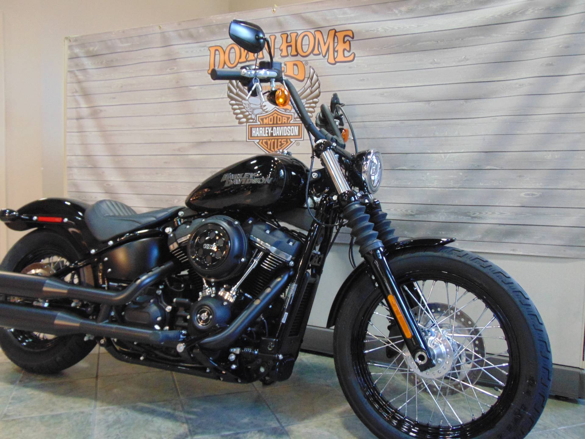 2020 Harley-Davidson Street Bob® in Burlington, North Carolina - Photo 2