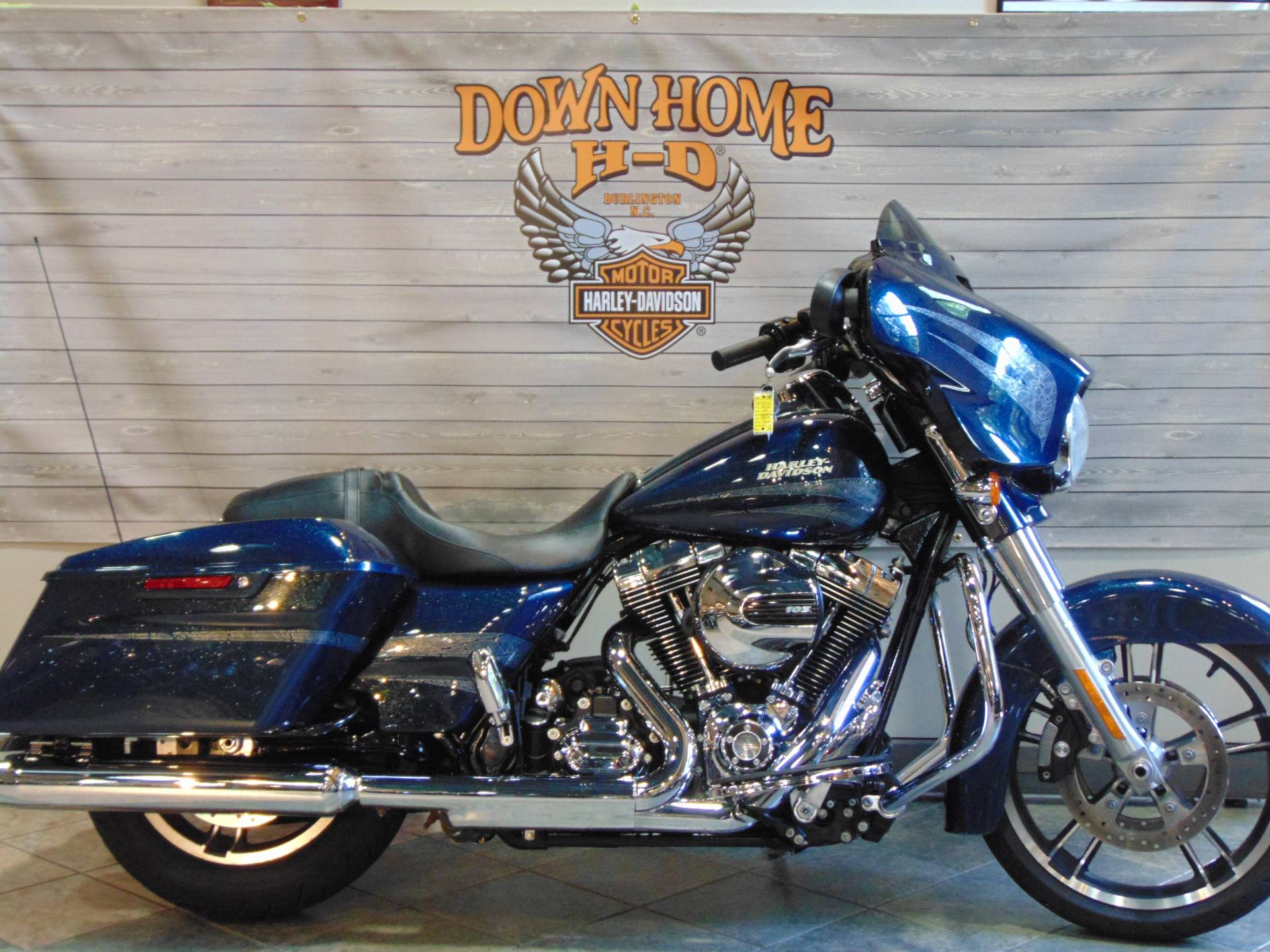 2016 Harley-Davidson Street Glide® Special in Burlington, North Carolina - Photo 1