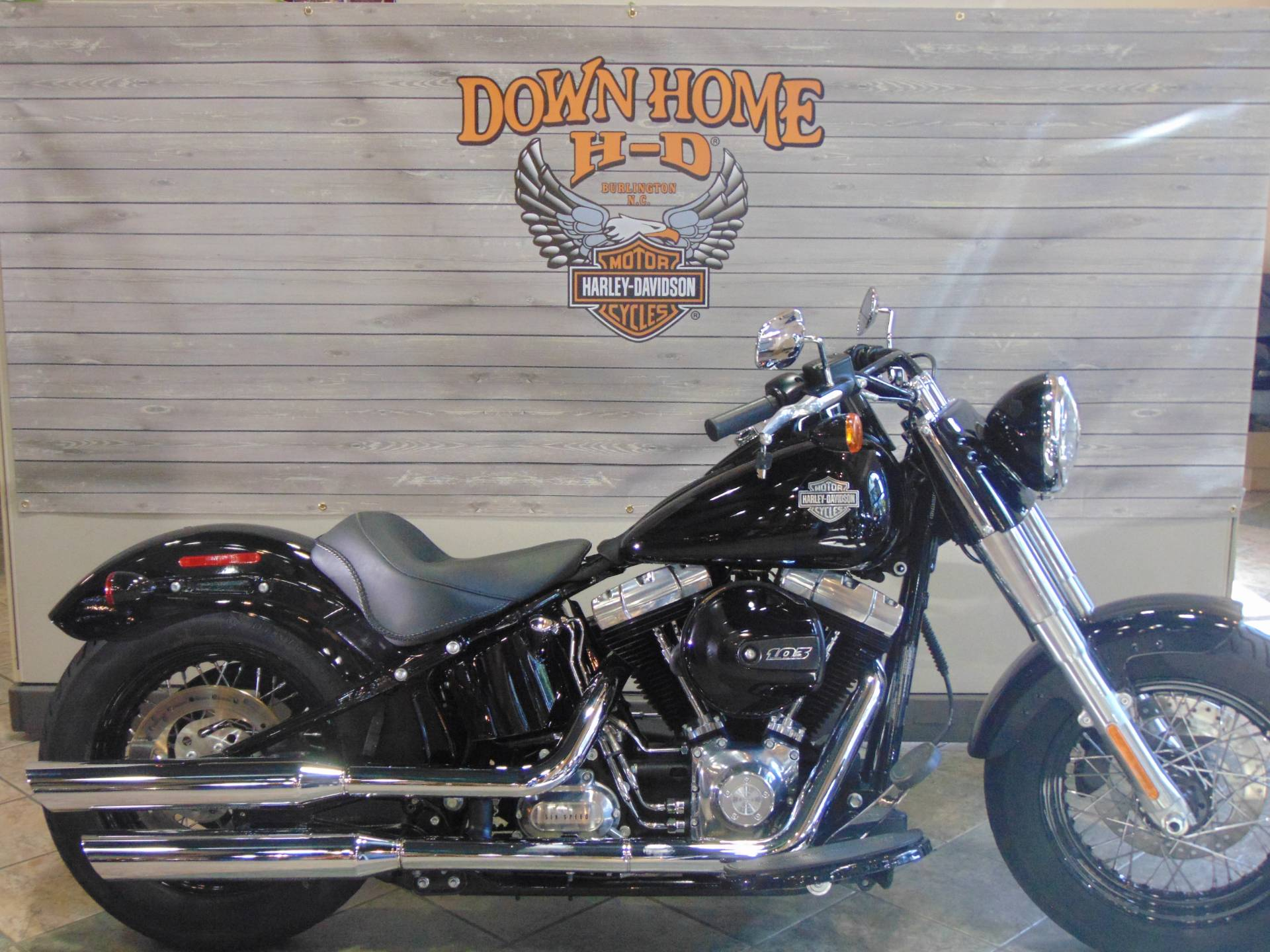 2017 Harley-Davidson Softail Slim® in Burlington, North Carolina - Photo 1
