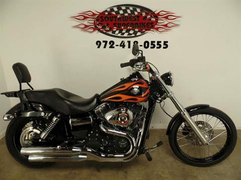 2012 Harley-Davidson Dyna® Wide Glide® in Dallas, Texas