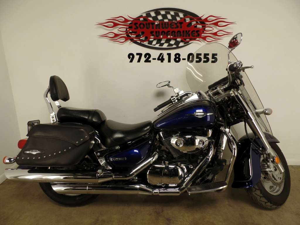 2005 Suzuki Boulevard C90 in Dallas, Texas