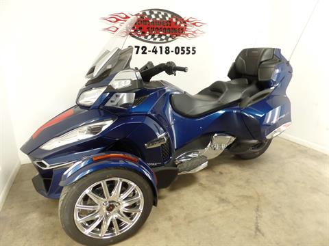 2016 Can-Am Spyder RT-S SE6 in Dallas, Texas