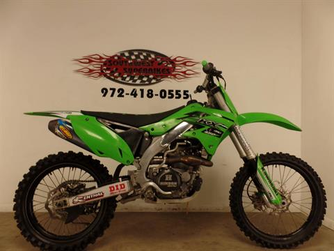2015 Kawasaki KX™450F in Dallas, Texas