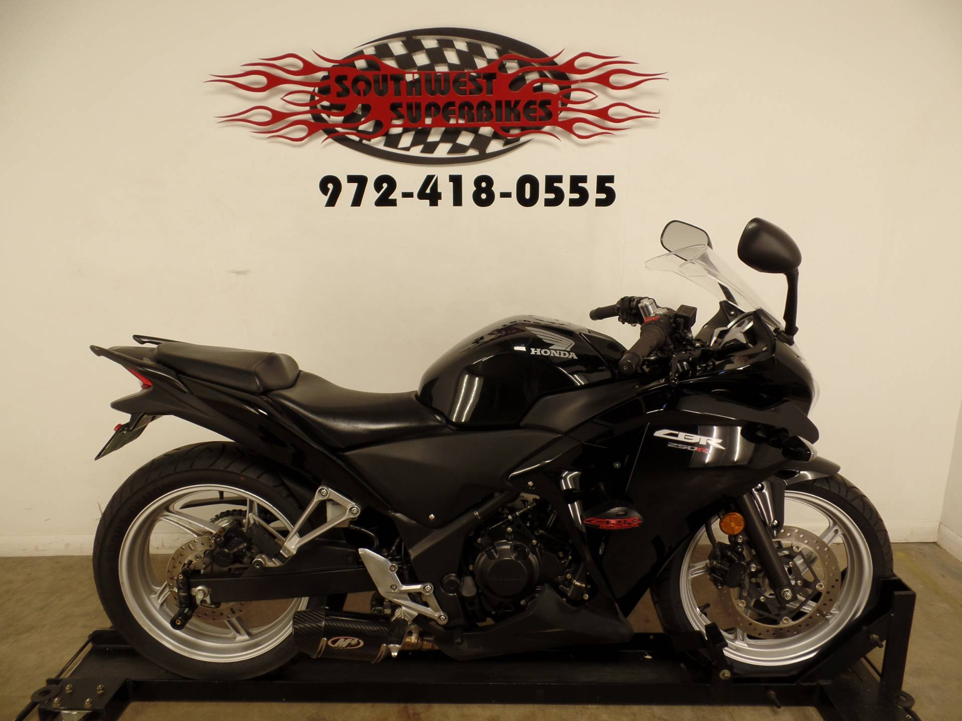 Used 2012 honda cbr 250r abs motorcycles in dallas tx for Honda motorcycle dealer dallas