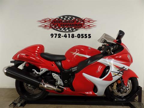 2014 Suzuki Hayabusa 50th Anniversary Edition in Dallas, Texas