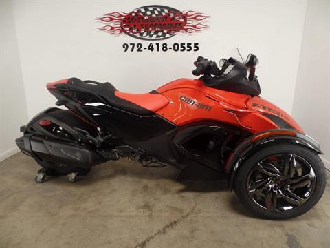 2016 Can-Am Spyder RS-S SE5 in Dallas, Texas
