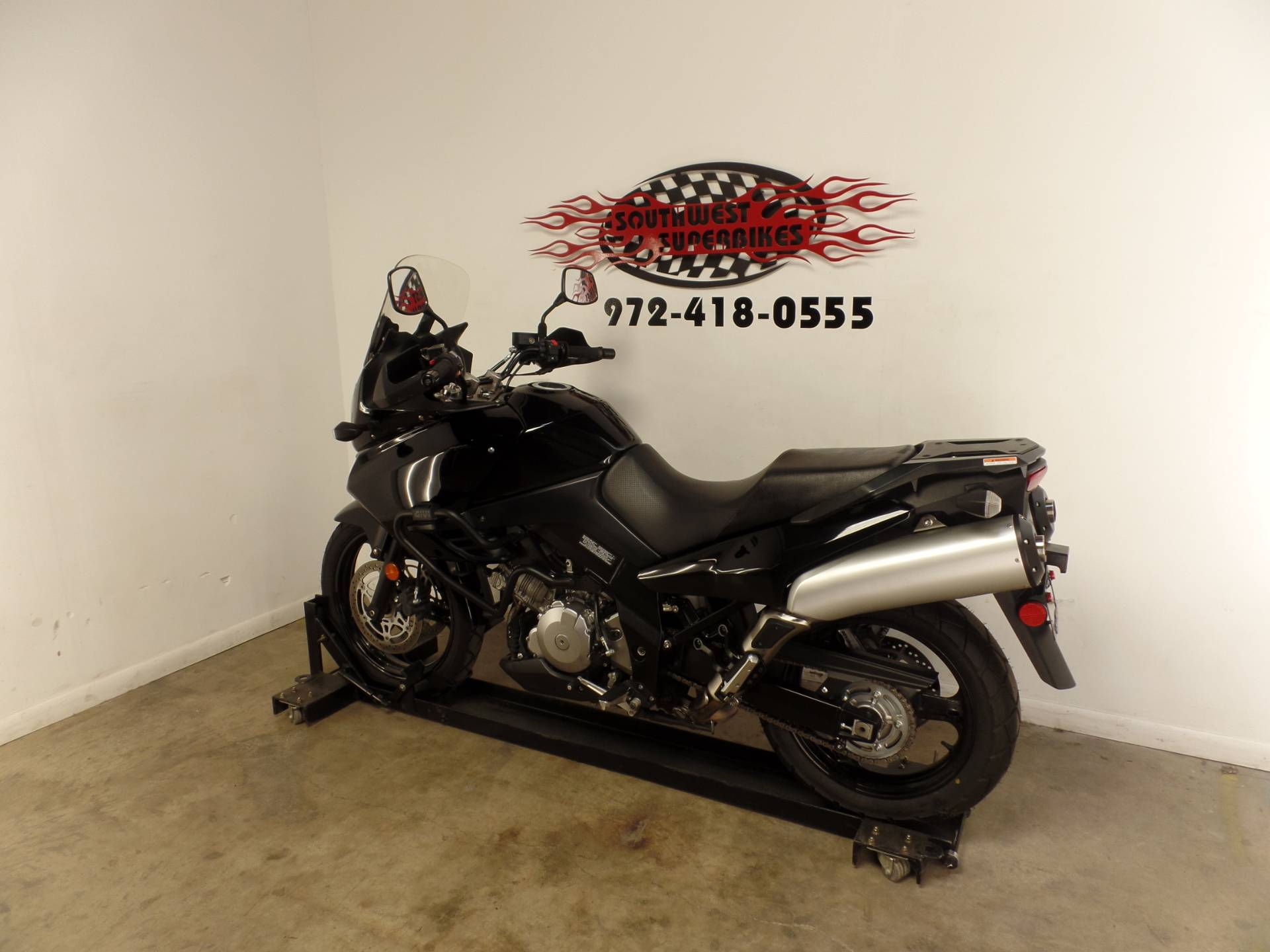 2009 Suzuki V-Strom 1000 in Dallas, Texas