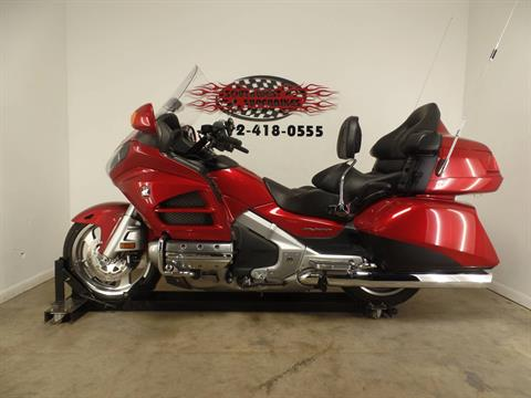 2016 Honda Gold Wing Navi XM in Dallas, Texas