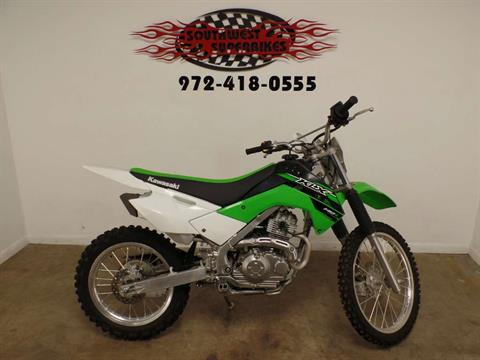 2015 Kawasaki KLX®140L in Dallas, Texas