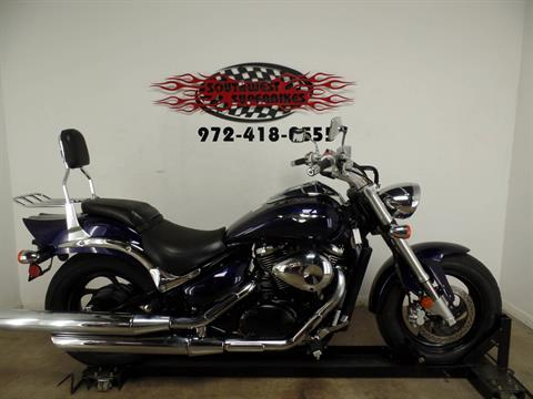 2007 Suzuki Boulevard M50 in Dallas, Texas