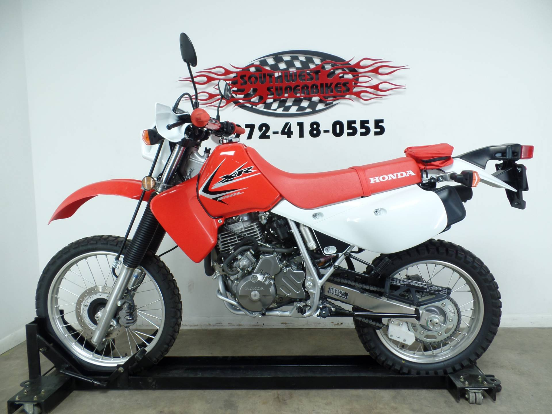 2017 Honda XR650L in Dallas, Texas