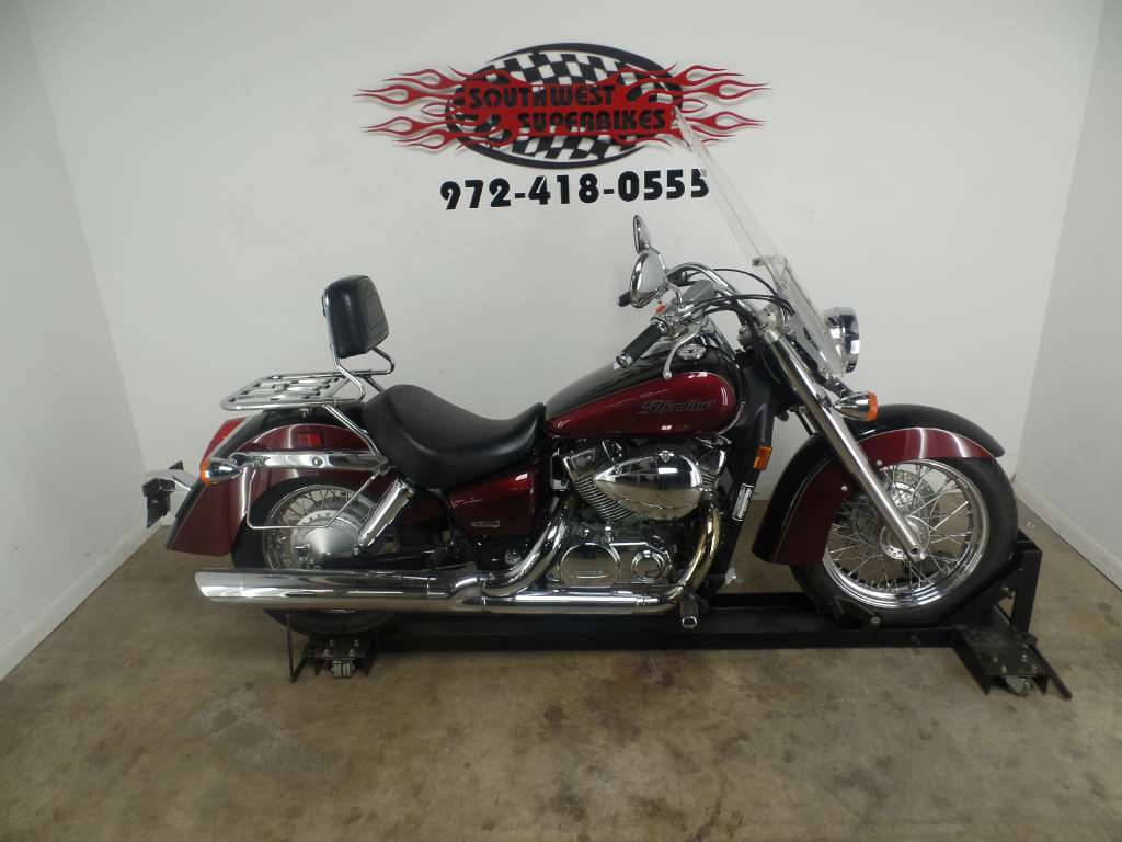 2004 Honda Shadow Aero in Dallas, Texas