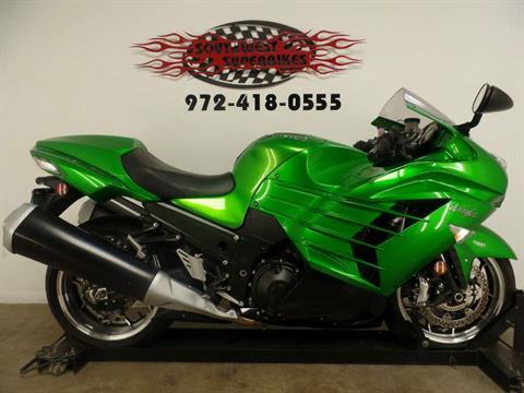 2013 Kawasaki Ninja® ZX™-14R ABS in Dallas, Texas