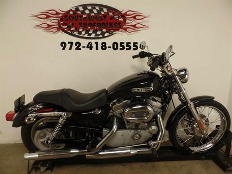 2009 Harley-Davidson Sportster® 883 Custom in Dallas, Texas