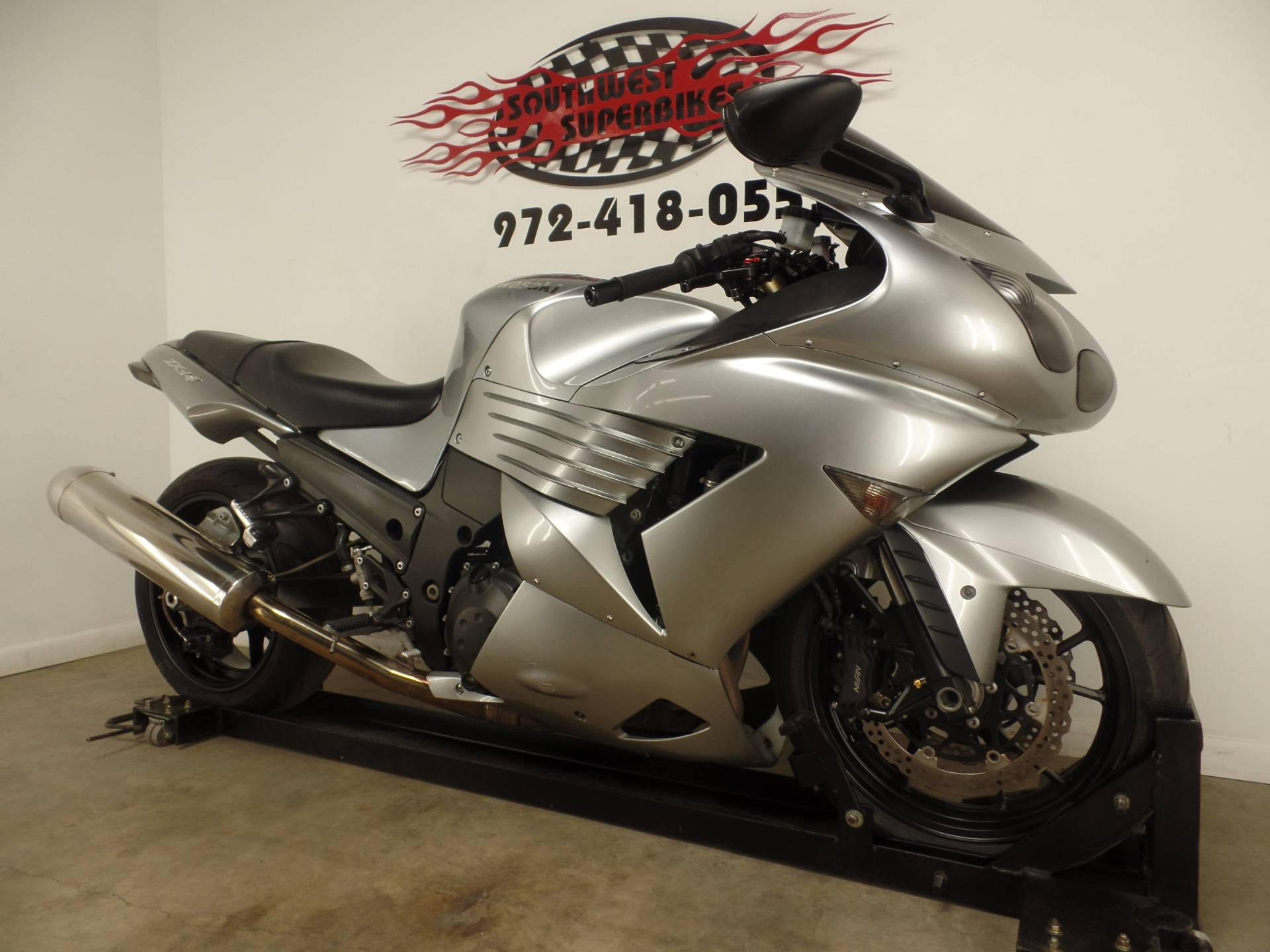 2011 Kawasaki Ninja® ZX™-14 in Dallas, Texas