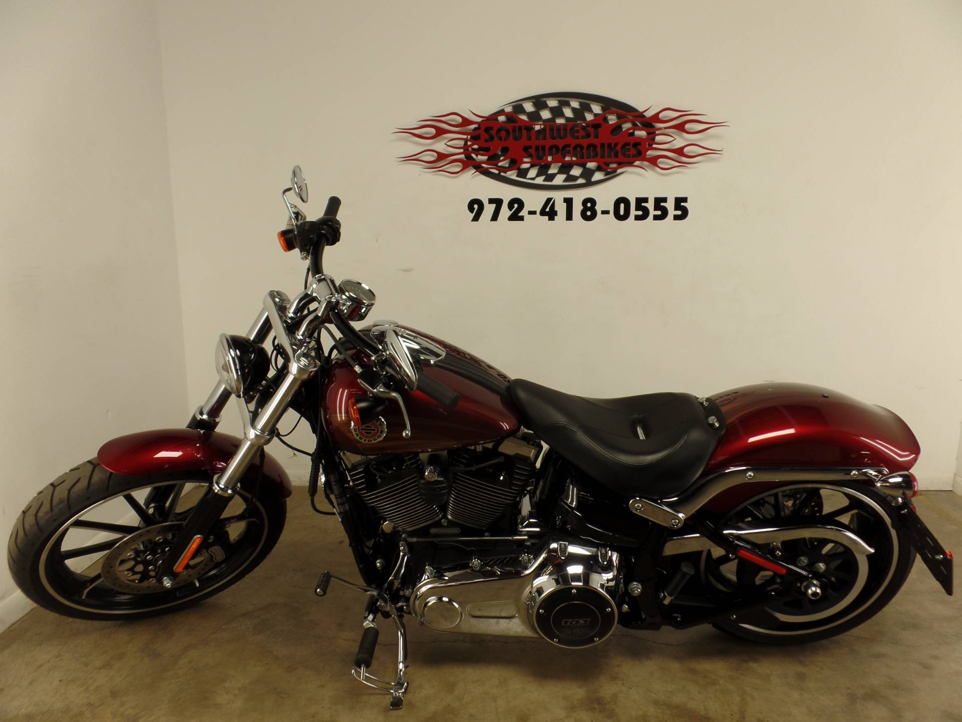 2016 Harley-Davidson Breakout® in Dallas, Texas