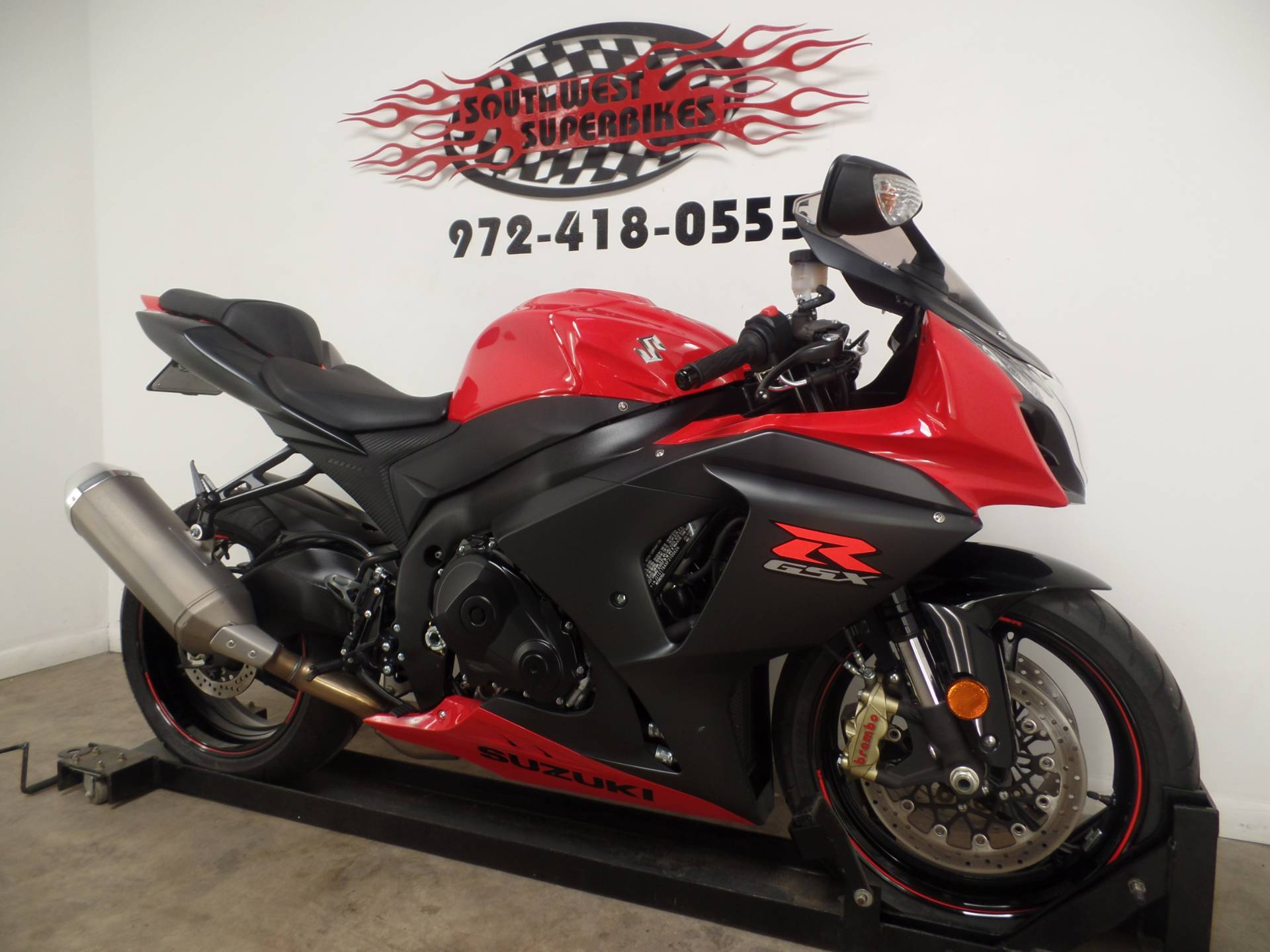 2015 Suzuki GSX-R1000 in Dallas, Texas