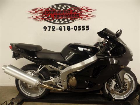 2007 Kawasaki ZZR®600 in Dallas, Texas
