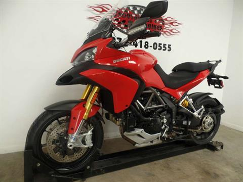 2010 Ducati Multistrada 1200 S in Dallas, Texas